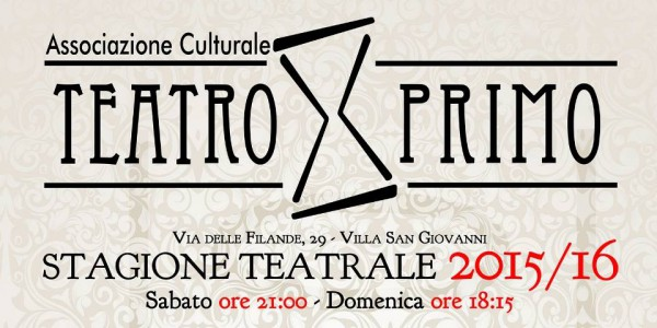 Stagione Teatrale 2015/2016