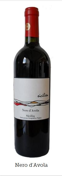 Sicilien - Nero D'Avola