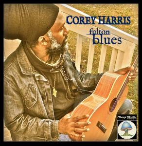 Corey Harris Fulton Blues Tour poster